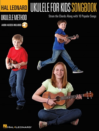 Kid's Uke Method & Songbook