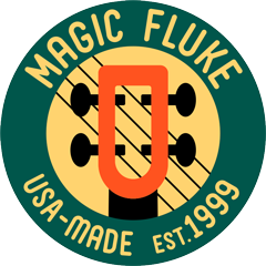 Magic Fluke USA-Made EST. 1999